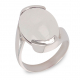 Gift Idea Mom-Fine Stones-Ring-Moonstone-Sterling Silver-Woman